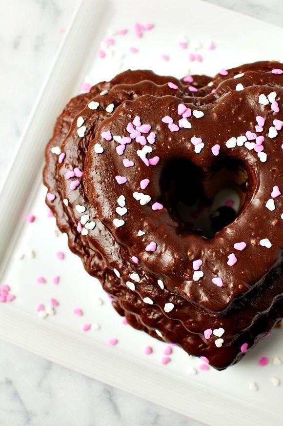 Cheerwine Pound Cake Glaze