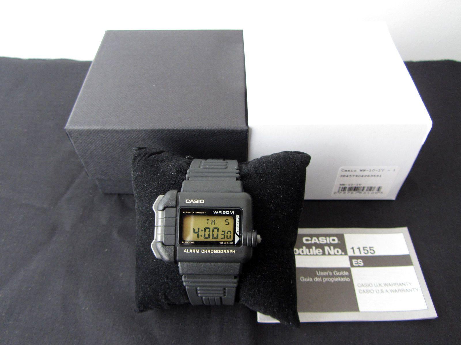 2019 Wn10 NosEbay Vintage Productos En Casio Reloj vY76gybf