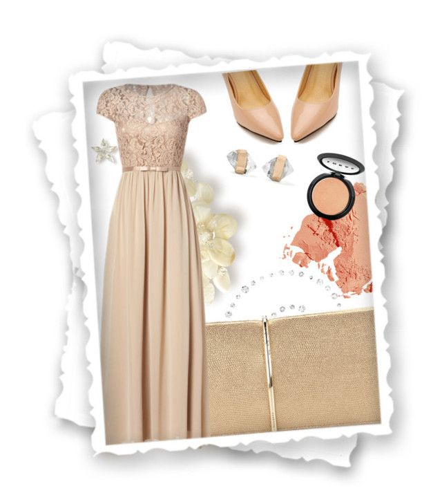"""""""Let's go Dancing xx"""" by samantha-1221 ❤ liked on Polyvore featuring Bobbi Brown Cosmetics, Nina Ricci, Melissa Joy Manning, ERIN Erin Fetherston and LORAC"""