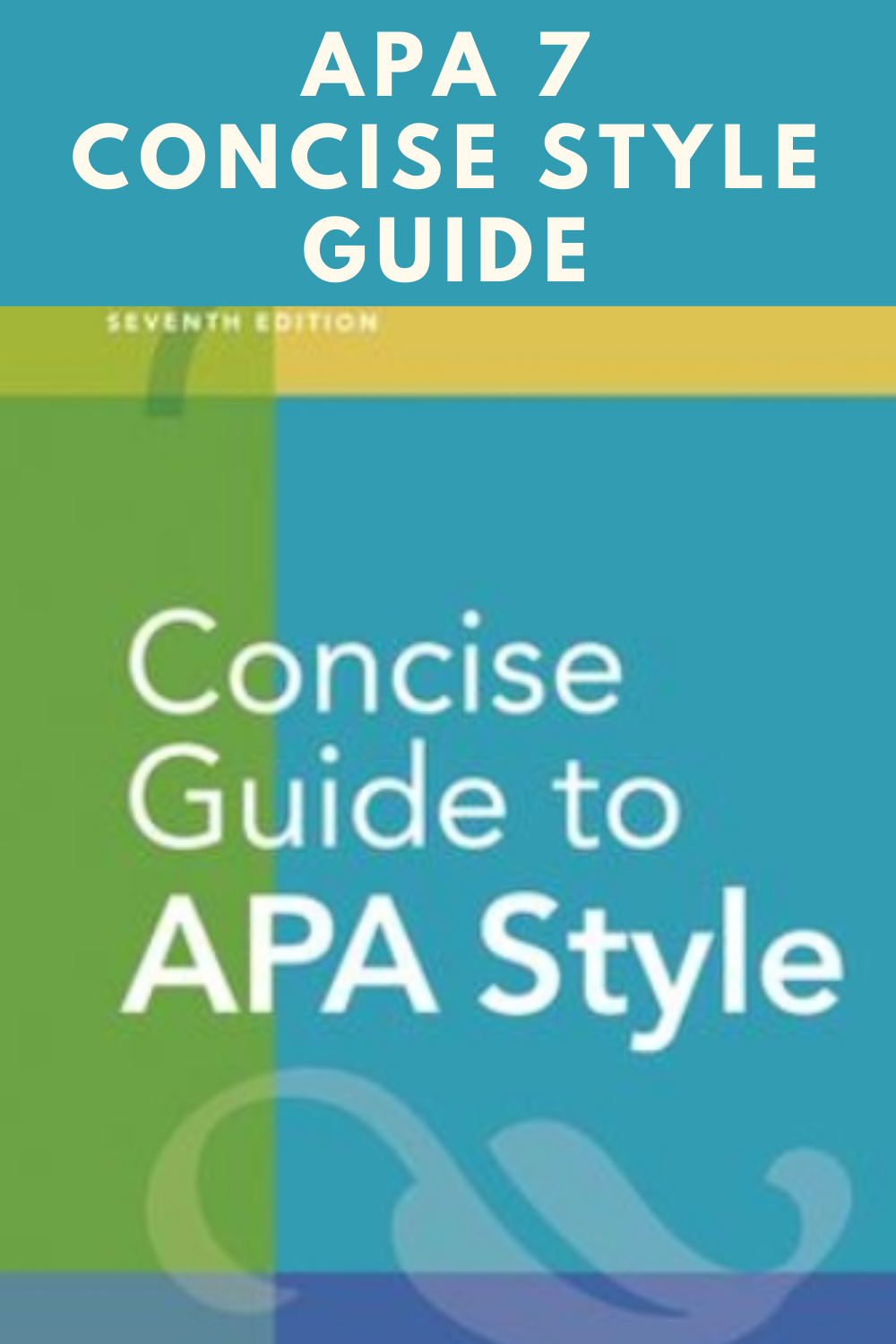 Apa 7th Edition Guide Writing Mechanic Professional Learning Teacher Help How To Cite A Book Chapter