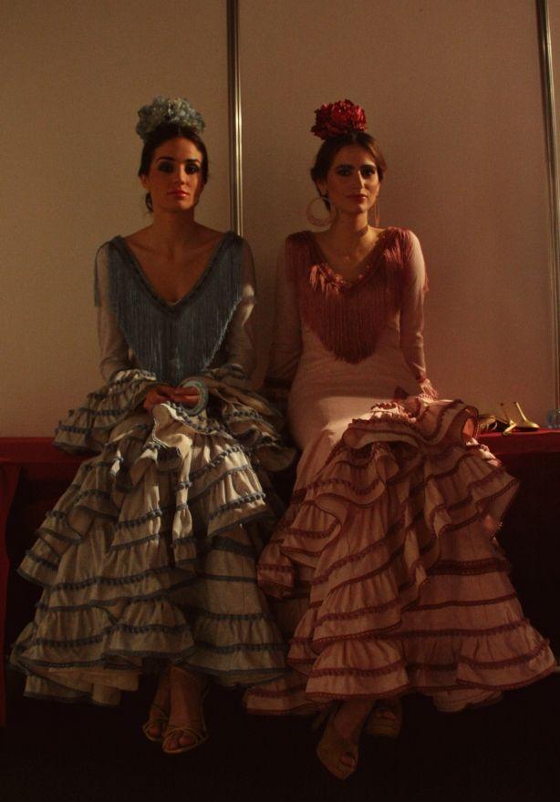 trajas de flamenca, feria de Sevilla