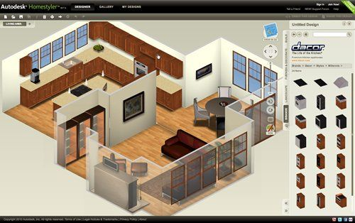 . Design your home with Autodesk Homestyler   Free   online   taringa