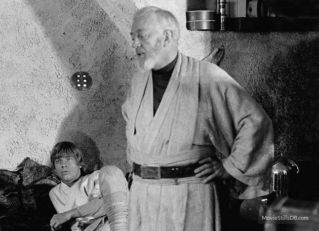 """STAR WARS Trilogy on Twitter: """"STAR WARS Stars⭐ Just another day in the office...! #classic #starwars #filmmaking https://t.co/3AIOx8rEB4"""""""