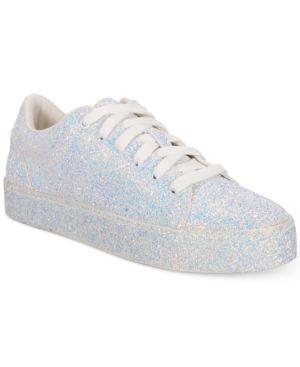 aldo glitter trainers