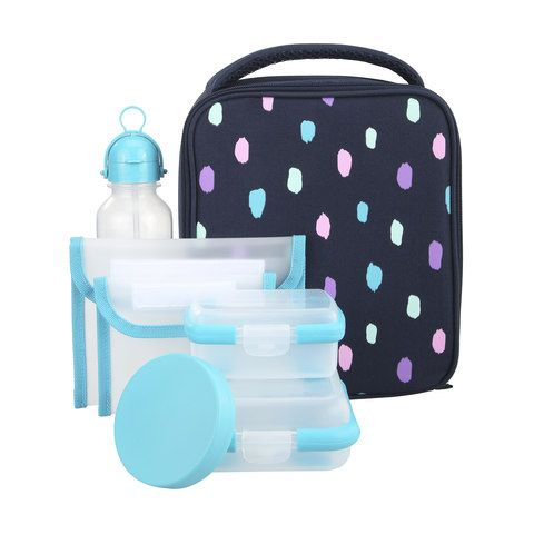 7 Piece Lunch Kit Marks Kmart Lunch Kit