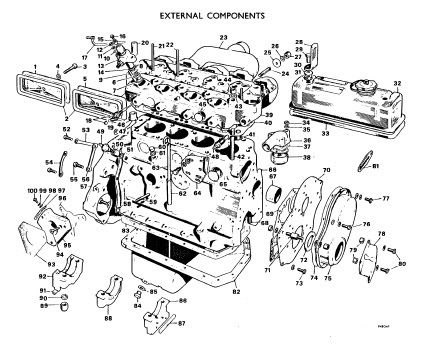 Diagram Massey Ferguson Injector Pump Diagram Cav