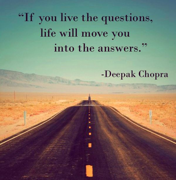 Quotes from deepak chopra
