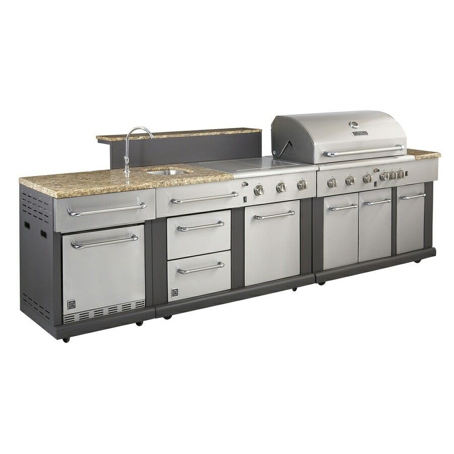 Lowes Outdoor Kitchens: Lowe's Modular Outdoor Kitchen
