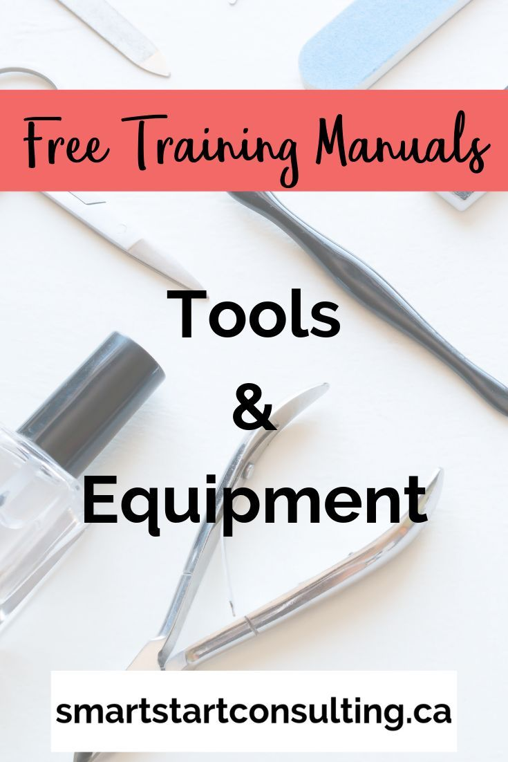 Free esthetics technical training modules with images