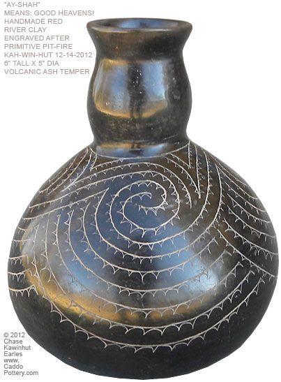 native american pottery history