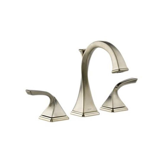 Brizo 65330LF-BN Virage Widespread Lavatory Faucet In Brushed Nickel