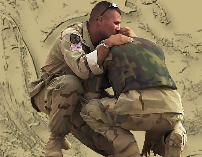 american soldiers crying - photo #20