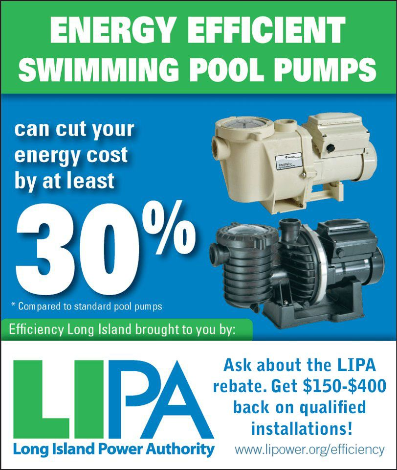 Want a 400 mailin rebate from LIPA? Replace your older