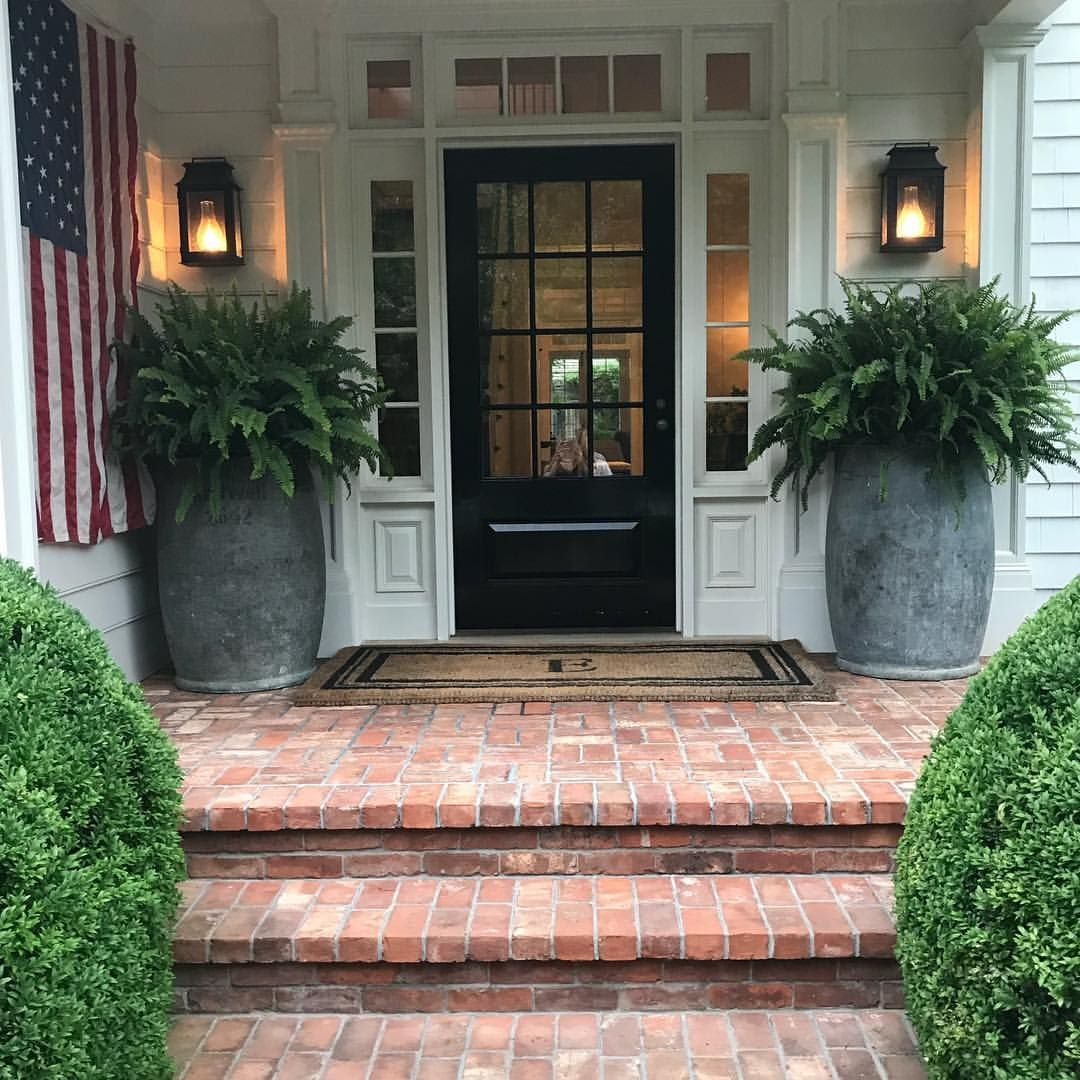 32 Awesome Front Porch Ideas A Place For Hanging Out In Your