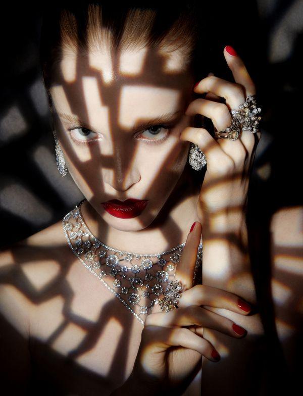 Photo of Editorial. Jewelry