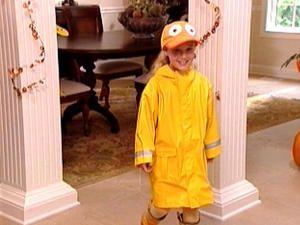 DIY Duck Kids Costume for Halloween & DIY Duck Kids Costume for Halloween | Costumes | Pinterest ...