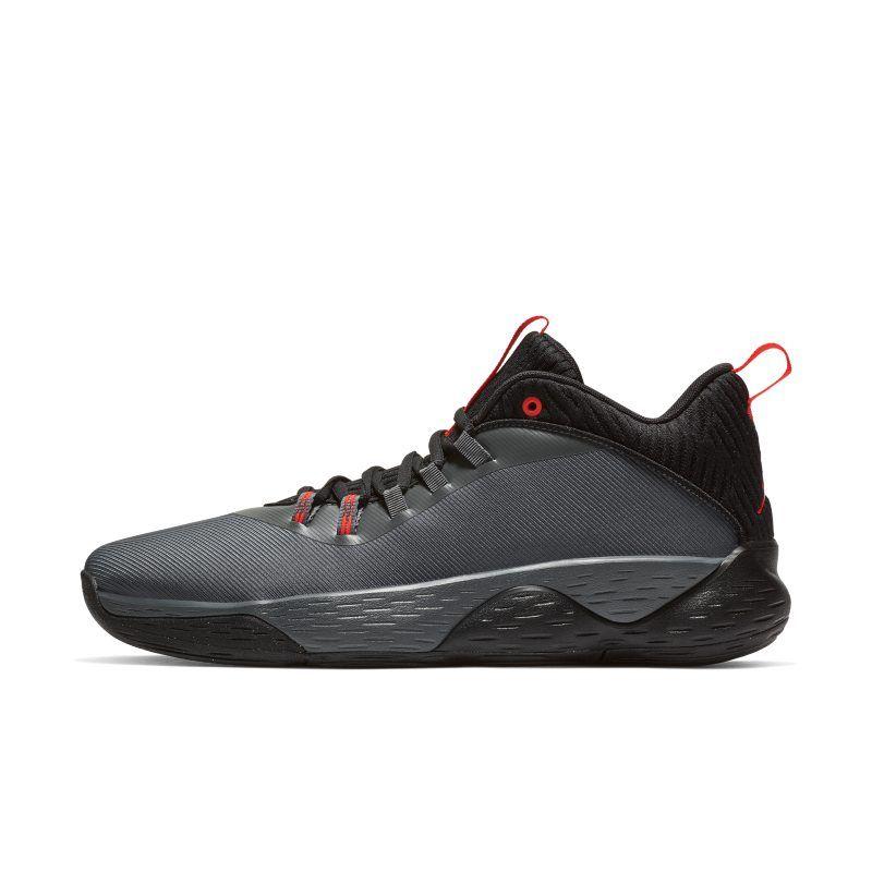 exquisite design new high attractive price Jordan Super.Fly MVP Low Men's Basketball Shoe - Grey in ...