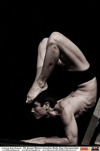 Extreme Yoga Advanced Poses 2