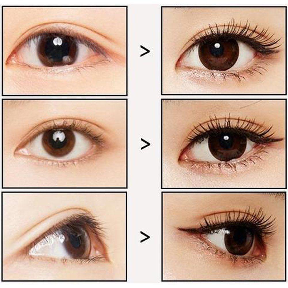 4d Silk Fiber Eyelashes Mascara Waterproof Eyelash Extension Makeup