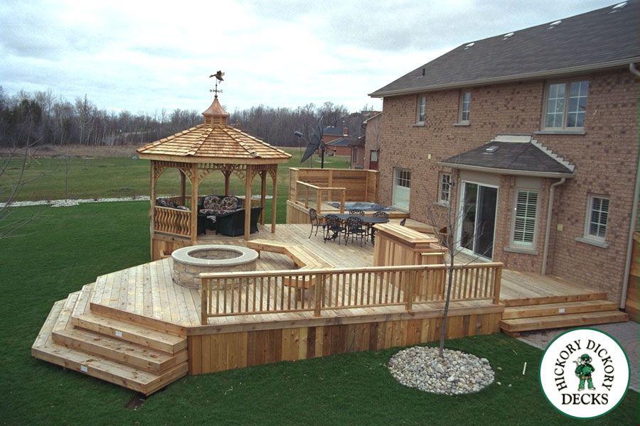 Elegant Small Backyard Deck Patio Ideas Backyard Deck Designs