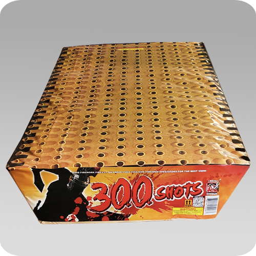300 Shots 500 Gram Repeater Cases Wholesale Fireworks Online Wholesale Fireworks Fireworks Roman Candle