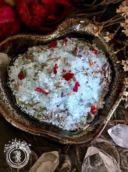 UNHEXING and UNCROSSING Southern Hoodoo Ritual Bath Crystals Set