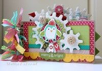 A Project by Shellye_McDaniel from our Scrapbooking Altered Projects Galleries originally submitted 12/03/12 at 12:44 PM