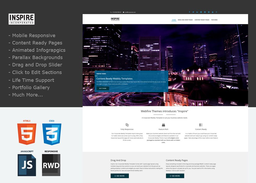 weebly template