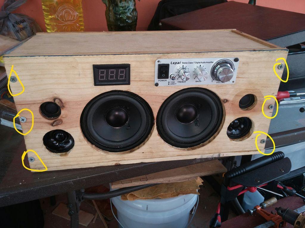 Portable Bluetooth Speaker Boombox Bluetooth Gadgets