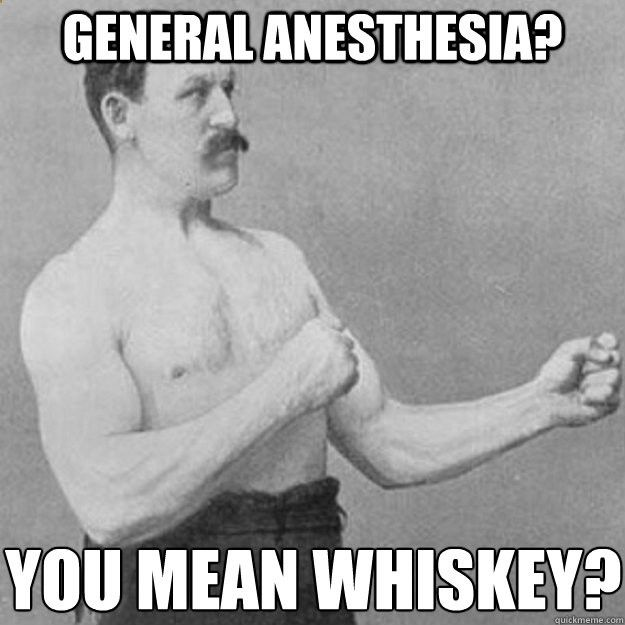 Catch up with the latest Anesthesiology Continuing Education activities with the Anesthesiology Jobs  Training Mobile App from CE App Center. Youre only 3 clicks away from having Anesthesiology CE activities right at your fingertips, so use them! Use those fingers to  click click click ... Just dont test the anesthesia that way.