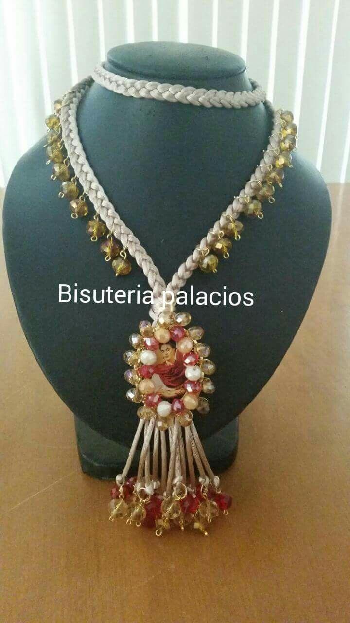 Collares de frída kahlo