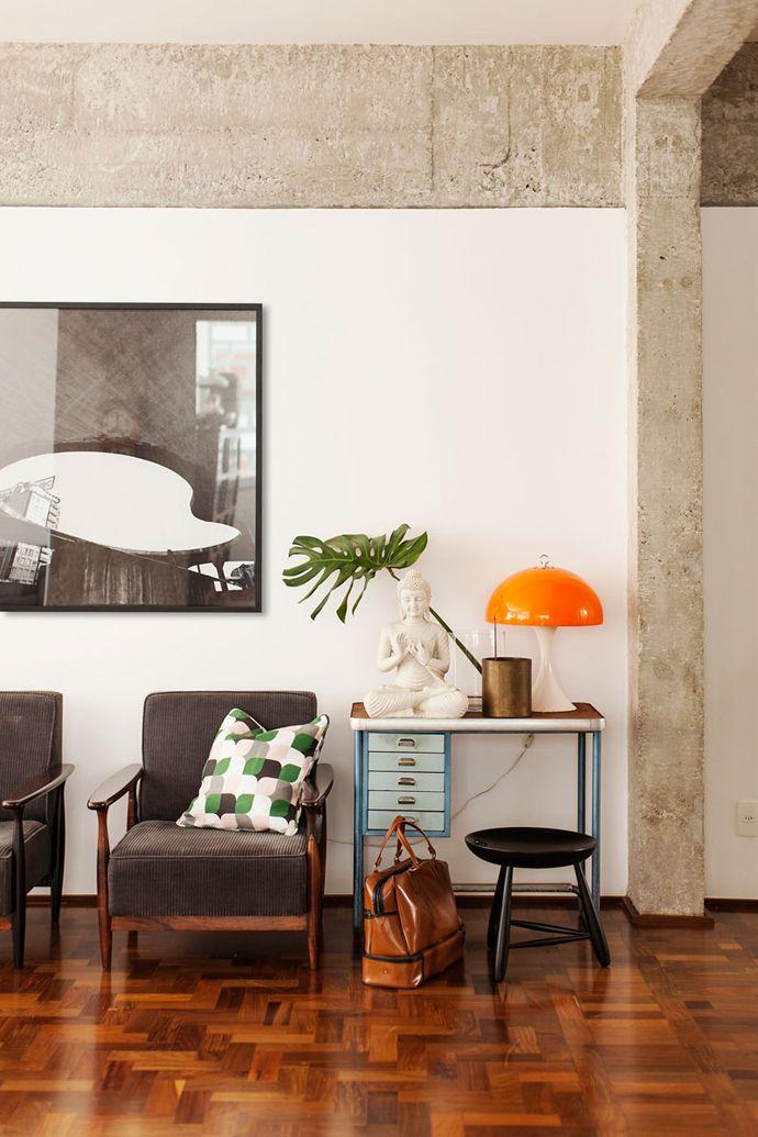 Residencia Maranhao was designed by Mauricio Arruda Arquitetos & Designers