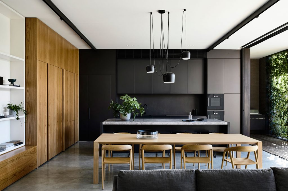 Malvern East House by Wellard Architects Malvern East