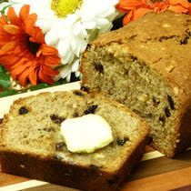 Processor banana bread recipe bread pinterest banana bread processor banana bread recipe fast and easy to whip up in the food processor forumfinder