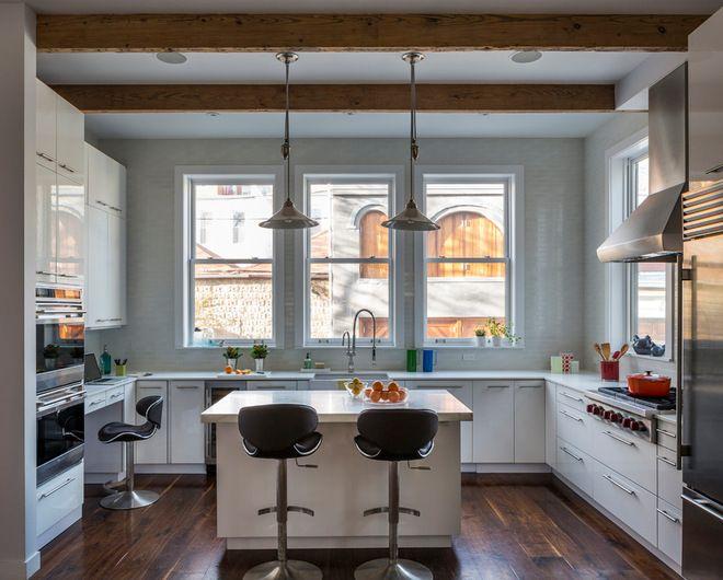 Best Contemporary Kitchen By Barker Freeman Design Office 400 x 300