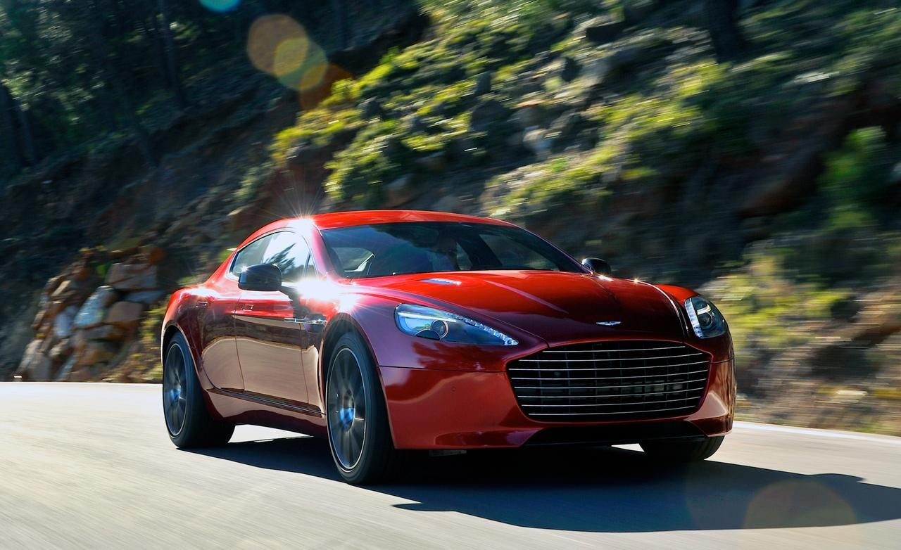 Aston Martin Rapide S 2014 U2013 Best 4 Door Sportscar   Draft Edit | Quick  Edit | Trash | Preview V