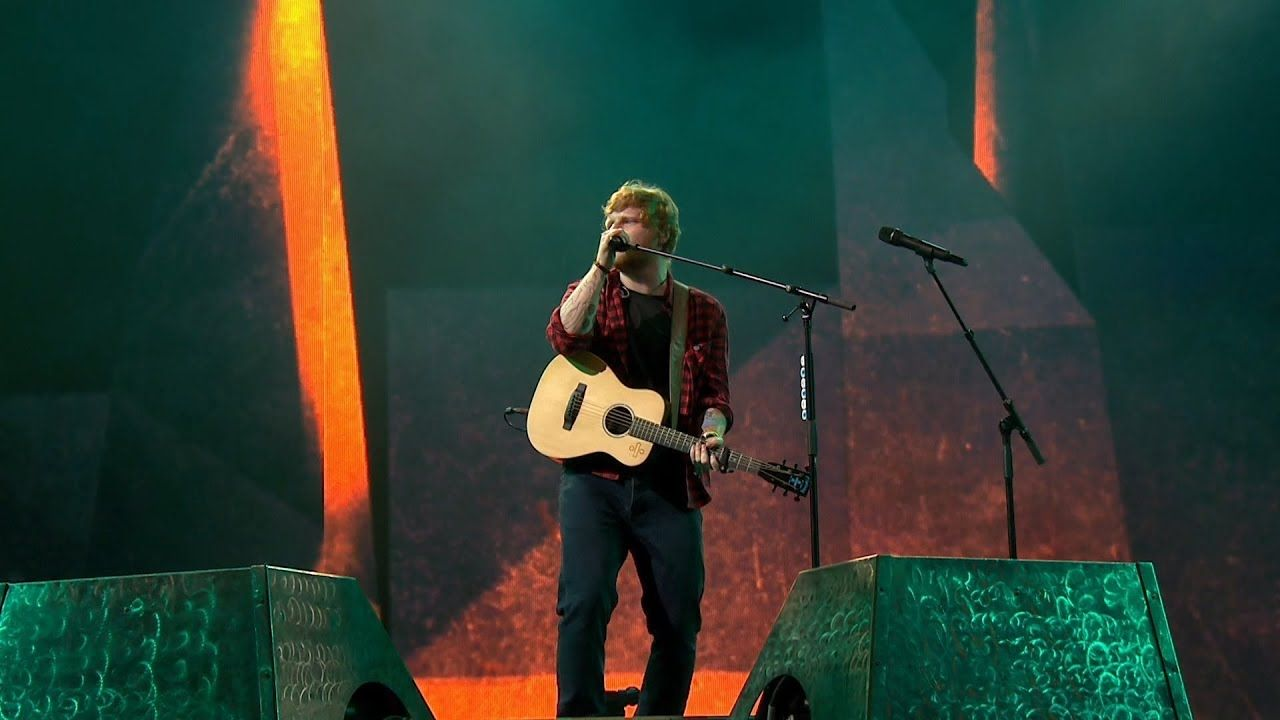 1 day agoEd will take his will take his - x Tour - pronounced The Mathematics Tour - across the UK Ireland Central Europe and Scandinavia in early 2022. Ed Sheeran Glastonbury 2017 Full Concert Hd Concert Glastonbury Ed Sheeran