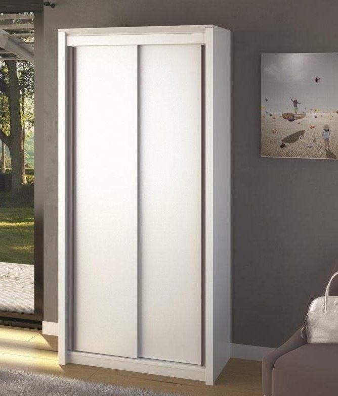 Armoire Petite Profondeur Dressing Faible Profondeur Luxe Armoire Porte Coulissante Petite Room Home Decor Furniture