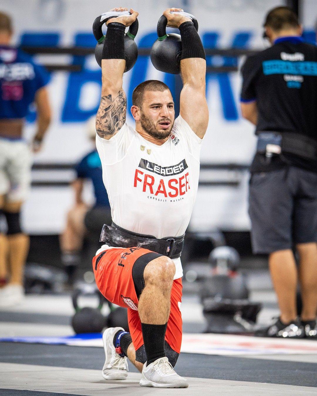 Mat Fraser Crossfit Men Fraser Crossfit Mma Workout