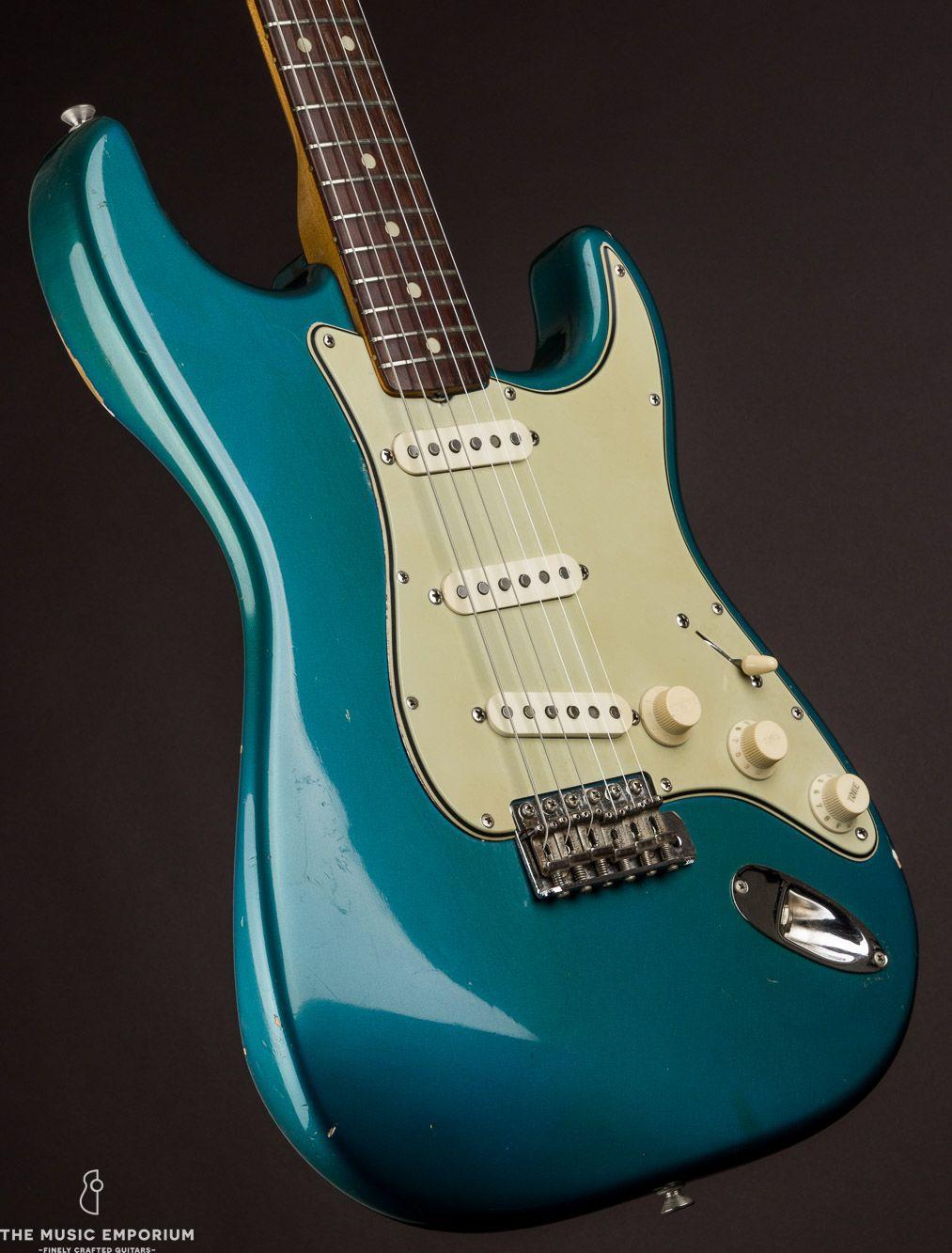 Fender Stratocaster Lake Placid Blue (1965) #fenderstratocaster