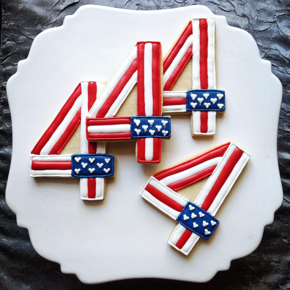 94f296f4efbf Cookie Connection  4thofJuly  decoratedcookies  patrioticfood