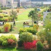 ENS Lyon, automne Gilles Clement
