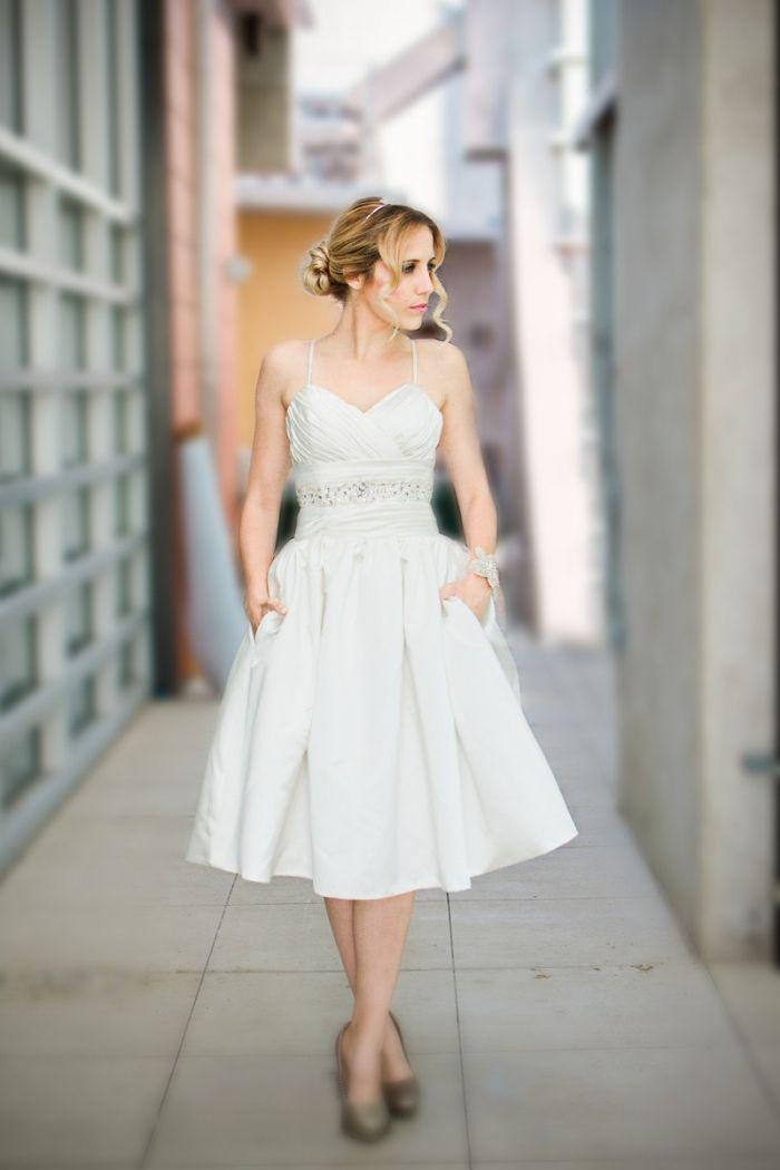 10 Beautiful Short Wedding Dresses Pretty Wedding Dresses