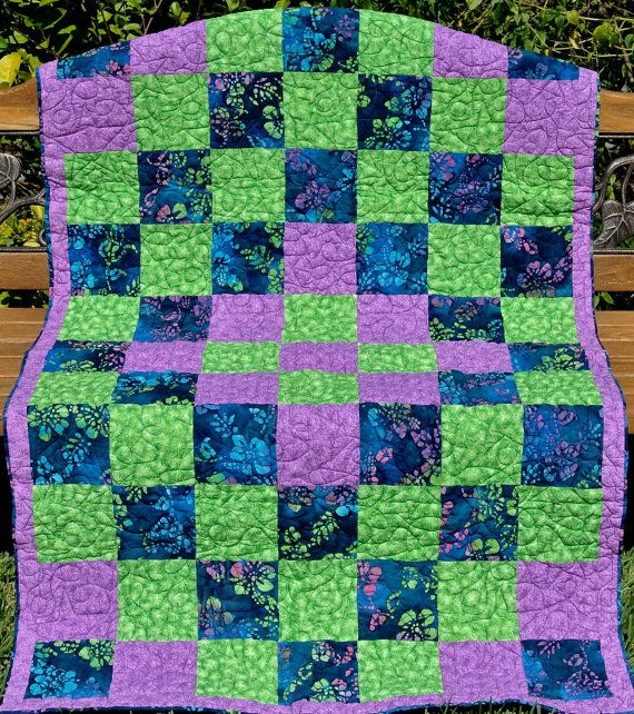 Batik Quilts, Baby Quilt Patterns