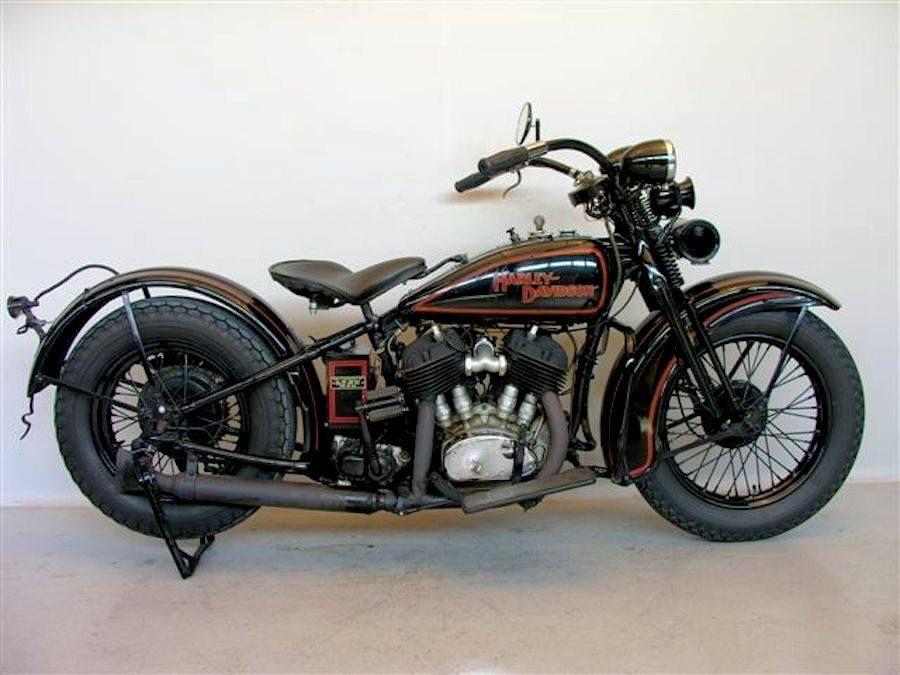 1930 Harley Davidson 1200 Vintage Harley Davidson Motorcycles