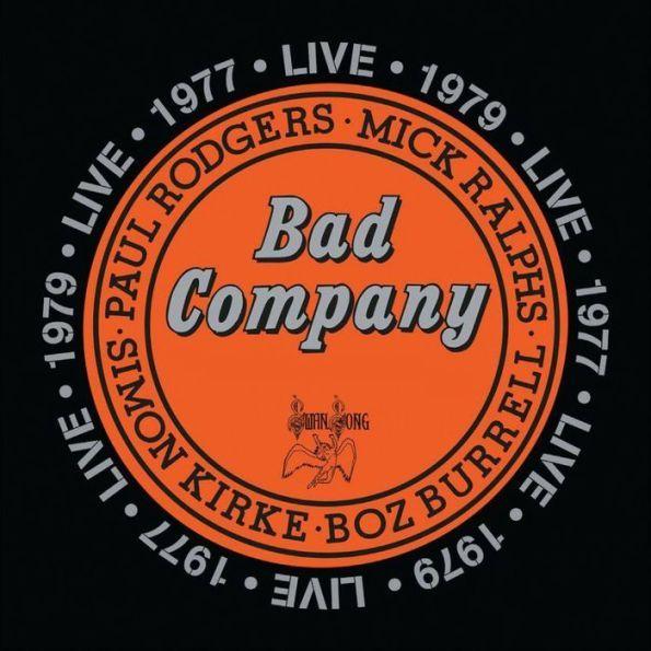 Live 1977 1979 Rock Album Covers Lp Vinyl Paul Rodgers