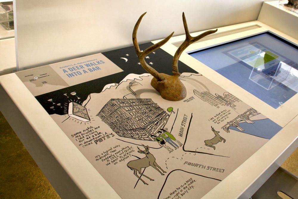 natural history installation Google Search History