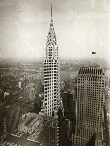 Chrysler Building Google Search 1920s Architecture