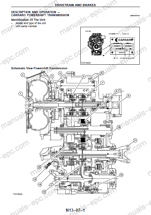 fermec terex workshop service manual repair for 820 860 proyectos rh pinterest dk fermec 965 service manual Repair Manuals