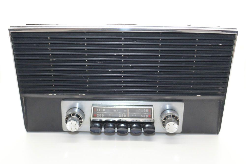 Old Radiomobile 600t Car Radio Speaker Grill Rover P5 Jaguar Xk150